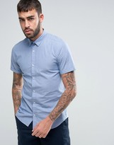 Jack & Jones Premium Slim Shirt With Print
