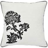 Amity Home Cot De Rhone Square Throw Pillow in Black