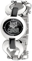 Just Cavalli Women's R7253109503 Cruise Silver Stainless steel Band Watch.
