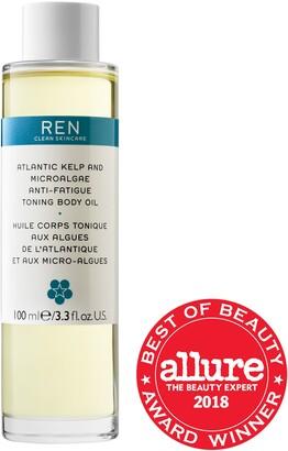 Ren Skincare Atlantic Kelp and Microalgae Anti-Fatigue Toning Body Oil