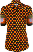 Givenchy printed top - women - Viscose - 38
