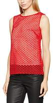 Wolfwhistle Wolf and Whistle Women's Crochet Lace Vest Top
