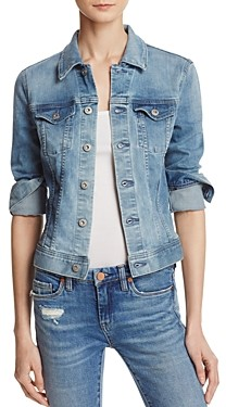 AG Jeans Robyn Denim Jacket in Streamside