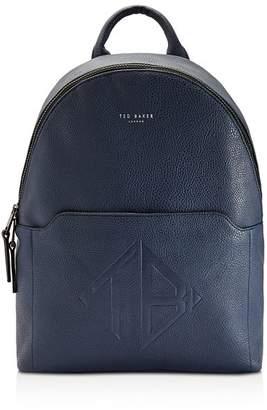 Ted Baker Dennt Embossed Backpack