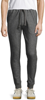 Emporio Armani French Terry Athletics Pants