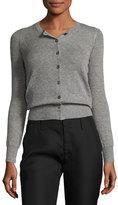 Isabel Marant Fairlea Knit Cardigan Sweater, Gray