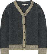 Bonpoint V-necked wool cardigan