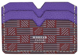 Moreau Paris Card holder 4C cuir moreau