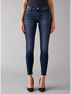 7 For All Mankind The Skinny B(air) Jeans, Duchess