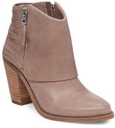 Jessica Simpson Cerrina Suede and Leather Ankle Boots