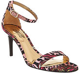 Carlos by Carlos Santana Ankle Strap Dress Sandals - Sunset