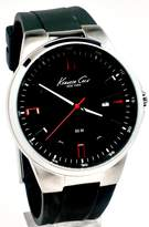 Kenneth Cole New York Kenneth Cole KC1787 Men's New York Black Dial Rubber Strap Watch