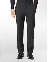 Calvin Klein X-Fit Ultra Slim Fit Charcoal Pants