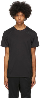 adidas Black AEROREADY 3Stripe T-Shirt