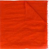 'S Max Mara - Doria scarf - women - Silk/Linen/Flax - One Size