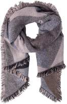 Even&Odd Scarf taupe/offwhite/rose