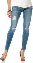 A Pea in the Pod AG Jeans The Legging Ankle Secret Fit Belly Maternity Jeans