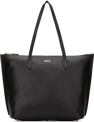 Furla Logo Tote Bag