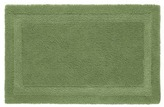 Abyss Double large reversible bath mat - Forest