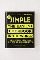 Urban Outfitters Simple: The Easiest Cookbook in the World By Jean-Francois Mallet