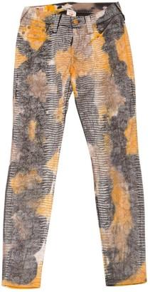 True Religion Multicolour Cotton - elasthane Jeans
