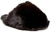 Ted Baker Hawleth Faux Fur Slipper