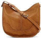 Frye Cara Leather Crossbody Bag