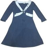 Emilio Pucci Anthracite Silk Dress for Women