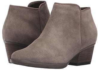 Blondo Villa Waterproof Bootie (Black Suede) Women's Boots