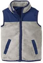 Crazy 8 Fuzzy Vest