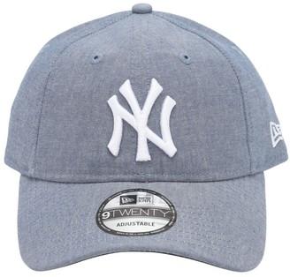 New Era Ny Yankees 9twenty Cotton Cap