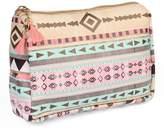 Riah Fashion Multi Print Cosmetic Pouch