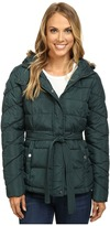 U.S. Polo Assn. Long Belted Puffer Jacket
