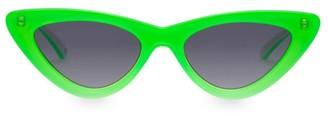 Le Specs Luxe The Last Lolita 51MM Cat Eye Sunglasses