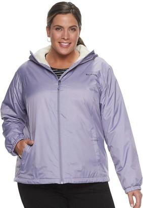 Columbia Plus Size Switchback Sherpa-Lined Jacket