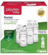 Playtex Baby Nurser With Drop-Ins Liners Gift Set