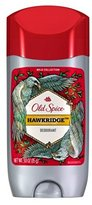 Old Spice Deodorant 3oz Hawkridge Solid (2 Pack)