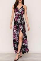 Yumi Kim Wrap Floral Dress
