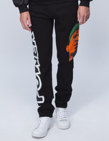 Moschino Head Print Jeans