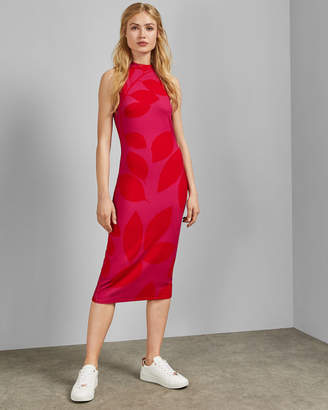 Ted Baker LURAI Jersey bodycon dress