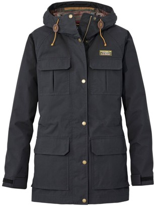 L.L. Bean Women's Mountain Classic Water-Resistant Jacket
