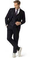 Tommy Hilfiger Tailored Collection Wool Slim Fit 3-Piece Suit
