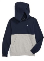 Volcom Boy's Single Stone Division Hoodie