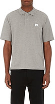 Acne Studios Men's Falco Cotton Polo Shirt
