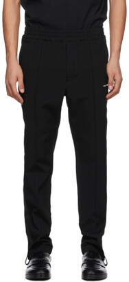 Alyx Black Pinched Seam Track Pants