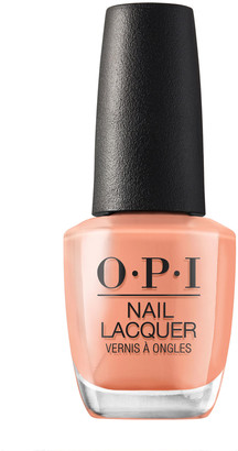 OPI Mexico City Collection Nail Polish 15Ml Coral-Ing Your Spirit Animal