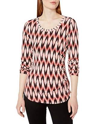 Karen Kane Women's Side-Shirred TOP