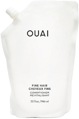 Ouai Fine Conditioner Refill Pouch