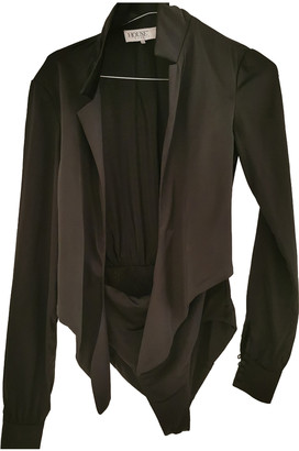 House Of CB Black Cashmere Jackets