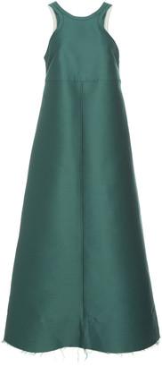 Rachel Comey Diverso Wool-Silk Midi Dress